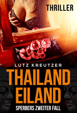 Thailand Eiland E-Book Cover-Design Thriller