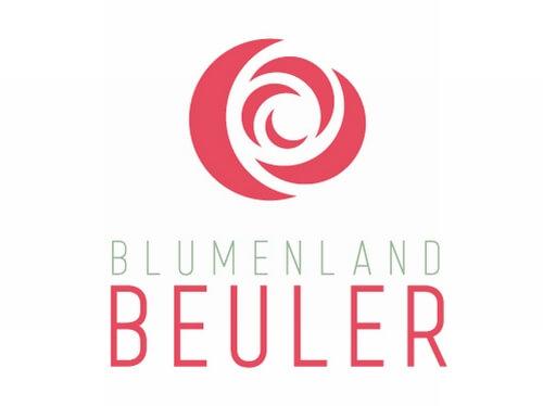 Beuler Logo Blumenladen
