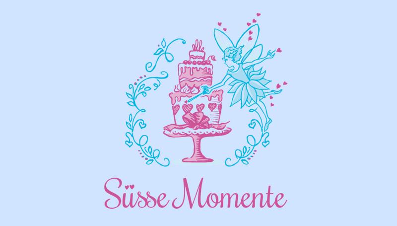 Blumen Logo Süsse Momente 815247