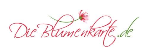 Blumenlogo Die Blumenkarte.de