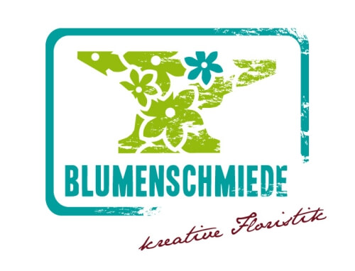 Blumenschmiede Logo-Design