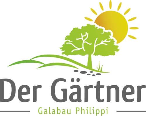 Der Gärtner Logo-Design