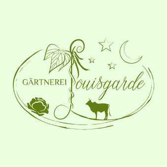 Gärtnerei Logo Gärtnerei Louisgarde 628599