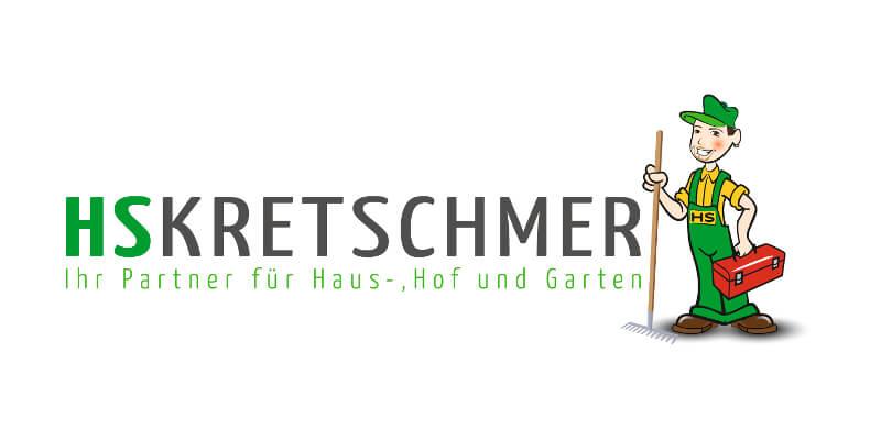 Gärtnerei Logo HS Kretschmer 433391
