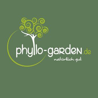 Gärtnerei Logo Phyllo Garden 615379