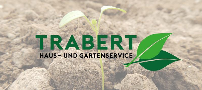 Gärtnerei Logo Trabert Gartenservice 661361