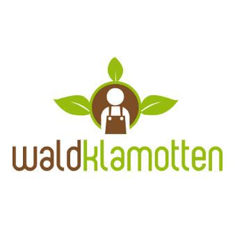 Gärtnerei Logo Waldklamotten 386223