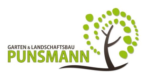Garten und Landschaftsbau Logo Punsmann