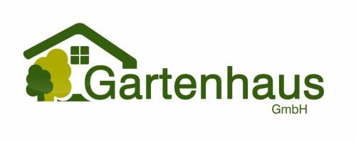 Gartenhaus Garten Logo