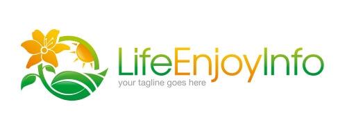 LifeEnjoyInfo Blumen Logo