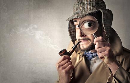 Detektiv Lupe
