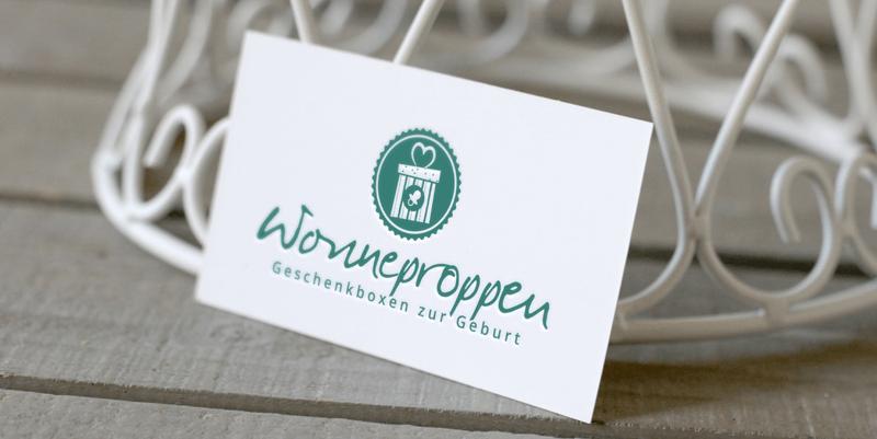 Baby Online Shop Logo Design Wonneproppen 778168
