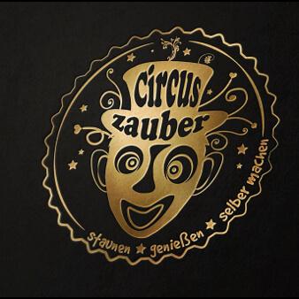 Circus Zauber Logo Kinder 232429