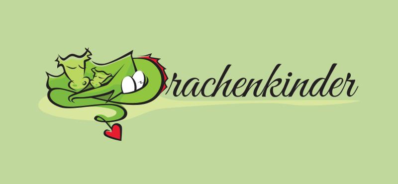 Drachenkinder Kinder Logos 898394
