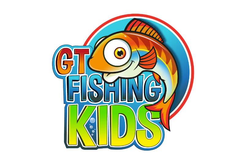 Kinder Logos GT Fishing Kids 946663