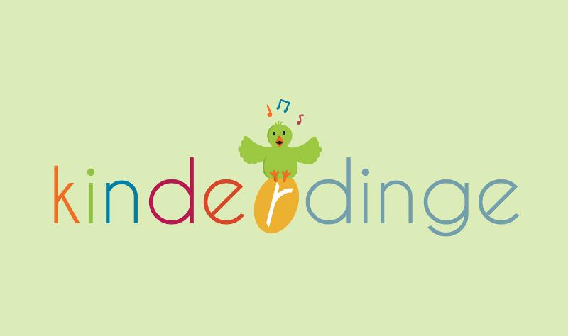 KinderDinge Logo Design Kinderbekleidung 153284