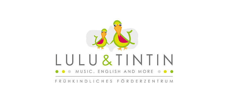 Lulu und Tintin 282856 Kinder Logo