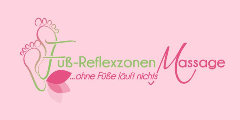 Angela's Fuß-Reflexzonen-Massage Logo Design 418939
