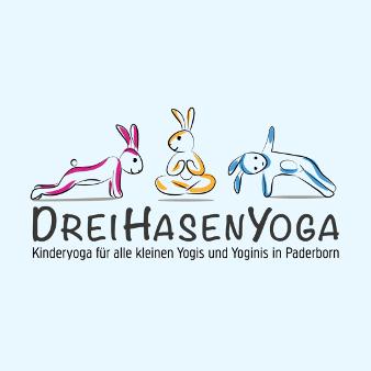 Logo Design DreiHasenYoga 796825