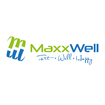 MaxxWell Wellness Logo Design 426887