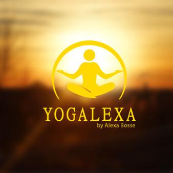 Yogalexa Logo Design Yoga 657999