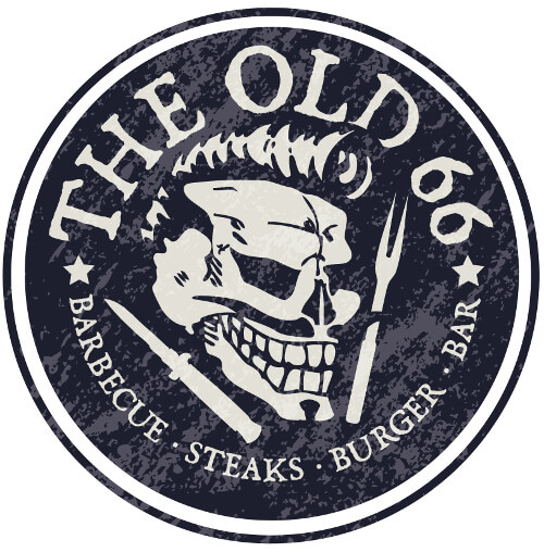 The Old 66 Bar Logo