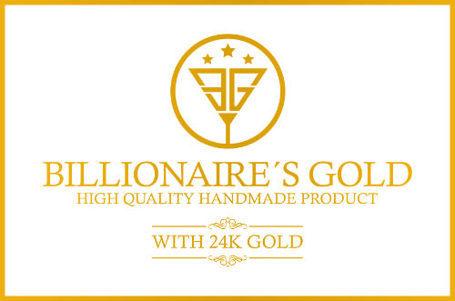 Billionaire's Gold Cocktail Logo