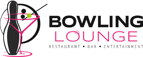 Bowling Lounge Logo Bar