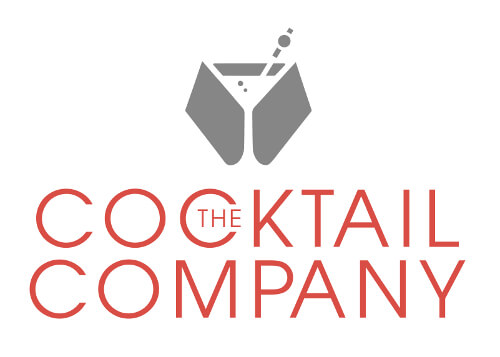 The Cocktail Company Logo-Design Cocktail