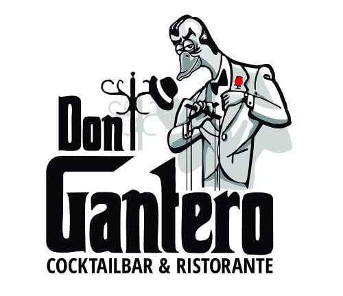 Don Gantero Cocktailbar Logo Barlogo