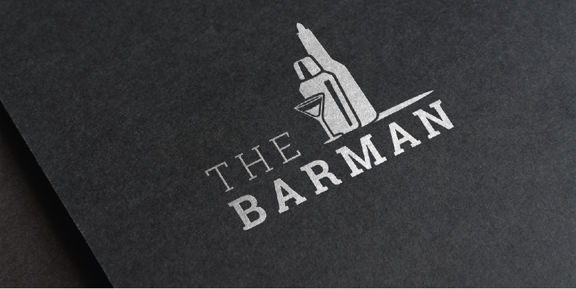 Bar Logo für The Barman
