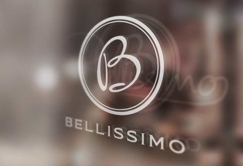Bar Logo-Designs Bellissimo 237227