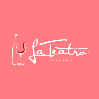 Bar Logo Designs La Teatro 348291