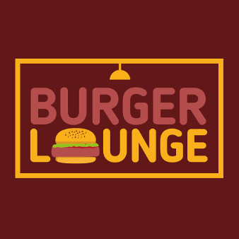 Burger Lounge Logo-Designs für die Lounge 355154