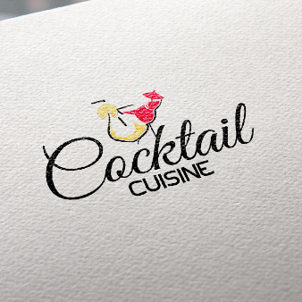 Cocktail Logos Cocktail Cuisine 988759