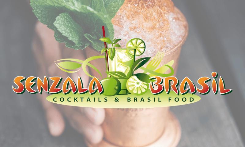Cocktail Logos Senzala Brasil 476863