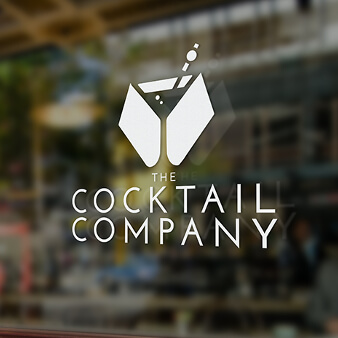 Cocktail Logos The Cocktail Company 311252