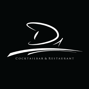 Logo Design für Cocktailbar D1