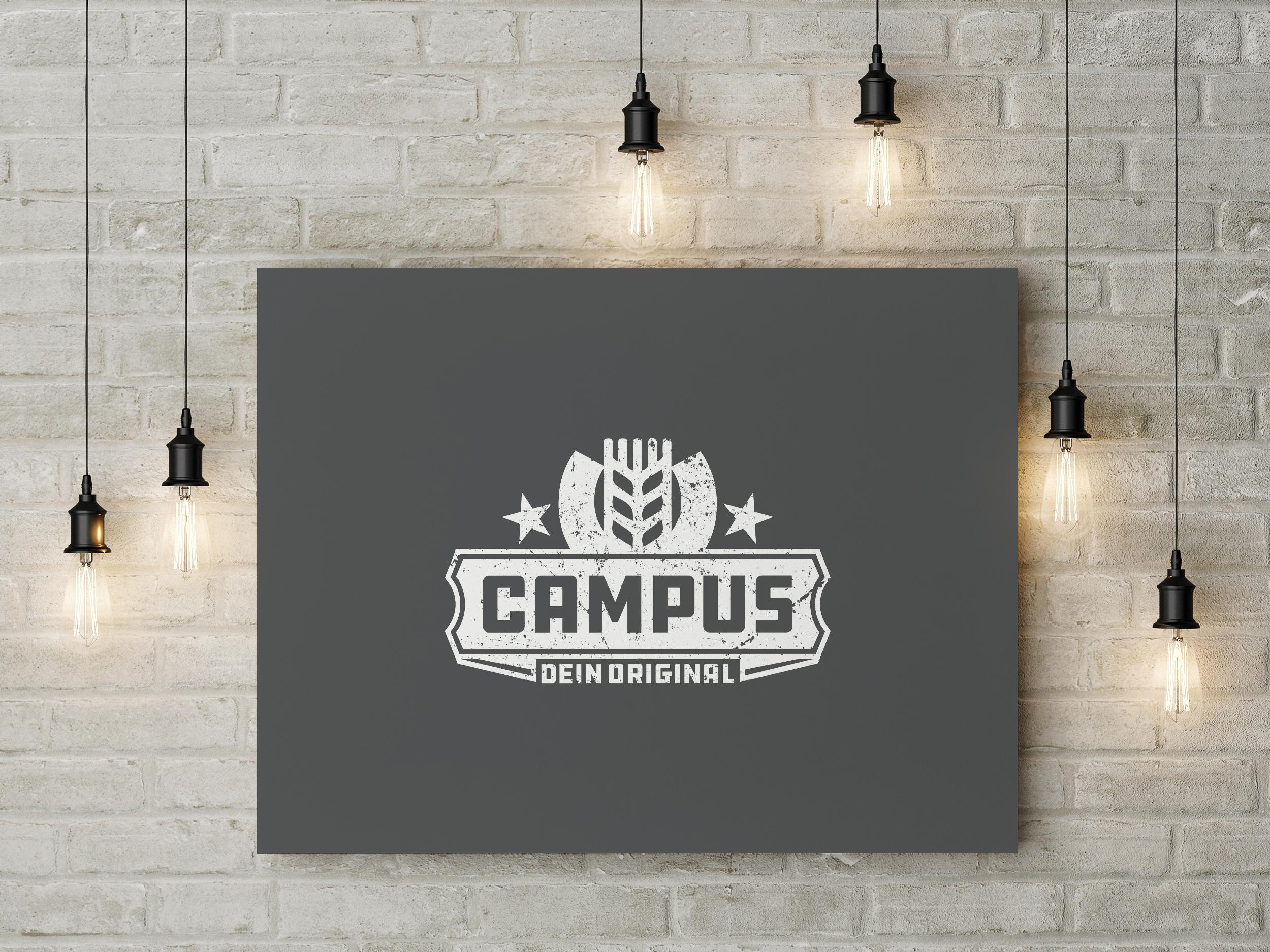 Bar Logo für Campus Dein Original