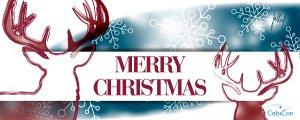 Merry Christmas, Joyeux Noël und Feliz Navidad – 27 festliche Weihnachtskarten-Designs