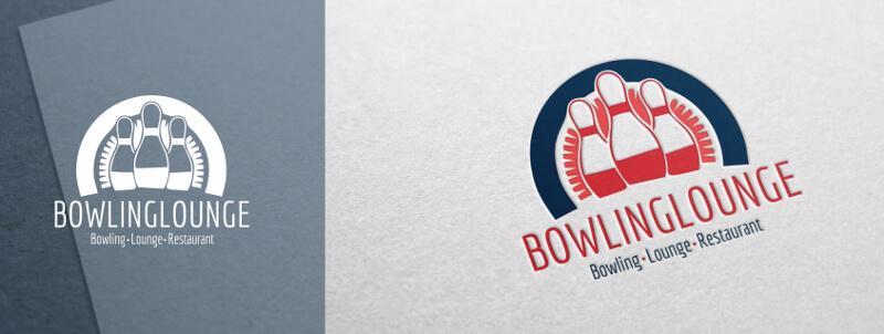 Logo-Designs für die Bowlinglounge 475619