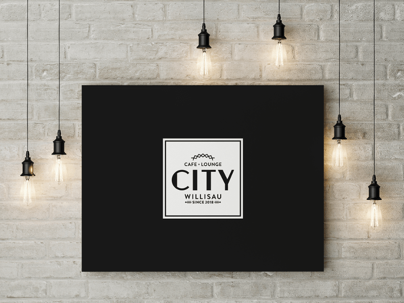 Logo-Designs für die Lounge Cafe City Willisau