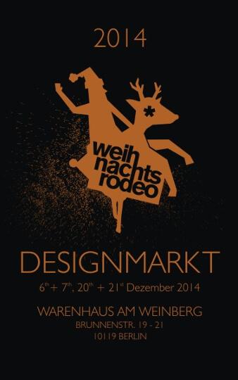 Plakat Design Weihnachten Designmarkt