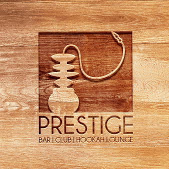 Prestige Bar Logo Hookah Lounge Shisha Bar Logo Designs 936217