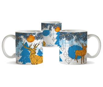 Tasse Design Weihnachten