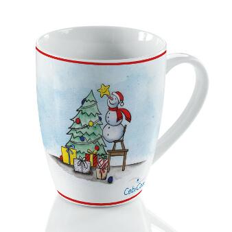 Tassen Design Weihnachten Baum