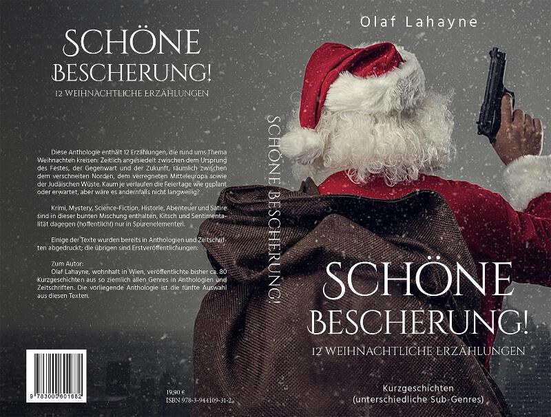 Weihnachtsgeschichten Cover Design