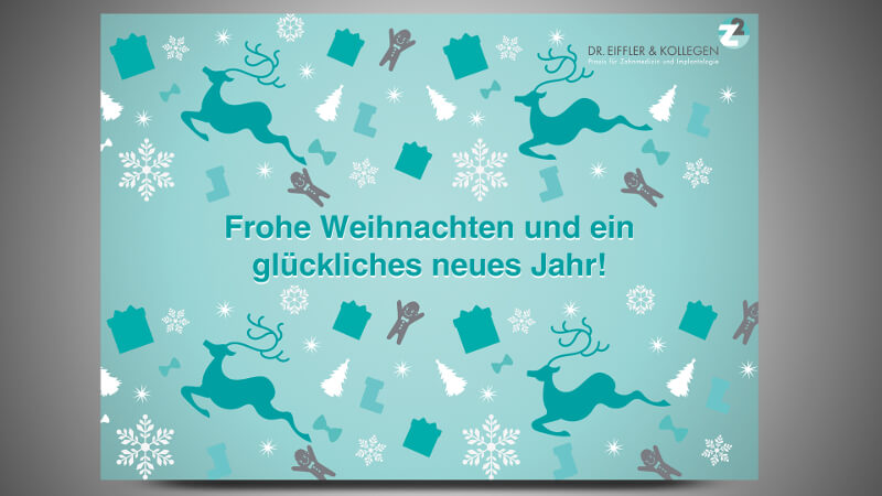 Weihnachtskarten erstellen