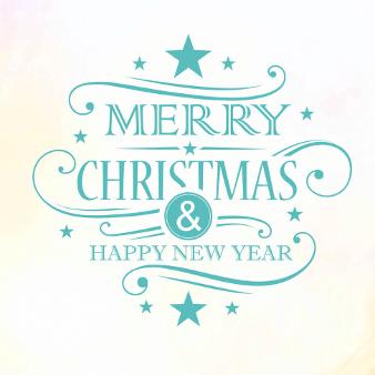 merry christmas weihnachtslogo