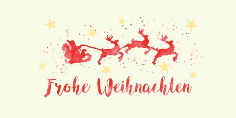 weihnachtsgrüße geschäftlich weihnachtskarte